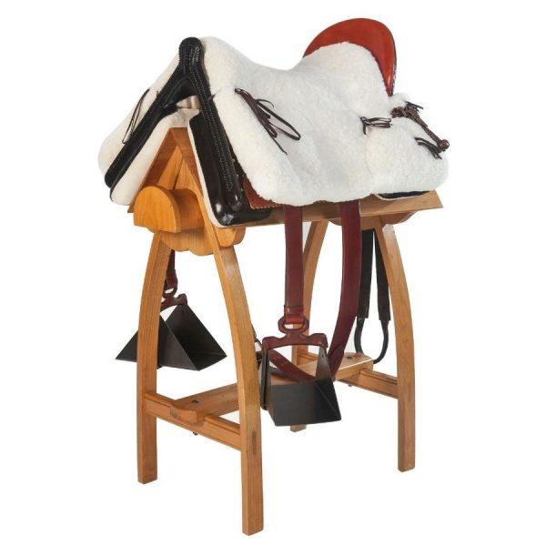 Silla vaquera artesana